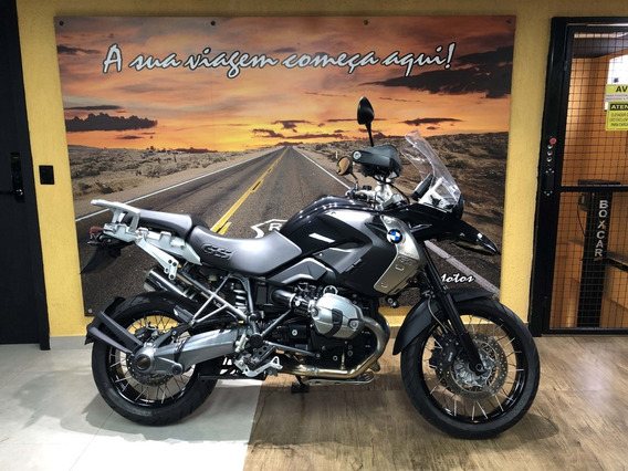 Bmw R 1200gs Triple Black 2011 Impecável