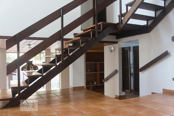 Casa Para Aluguel - Panamby, 4 Quartos, 250 - 893101248