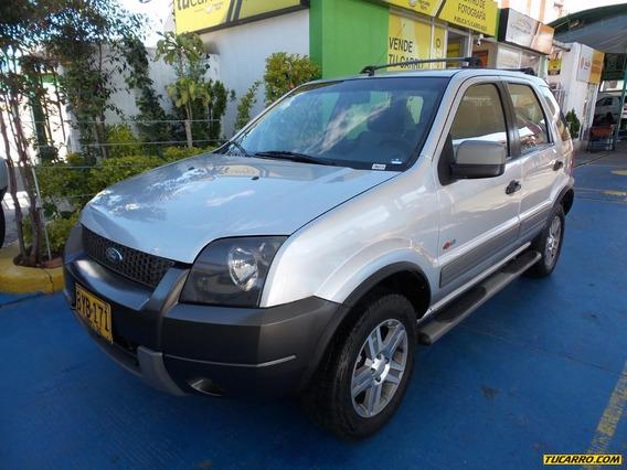 Ford Ecosport 2.0 Mt 4x4