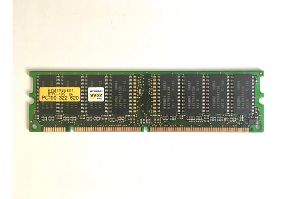 Módulo De Memoria Ram De 64mb - Hyundai