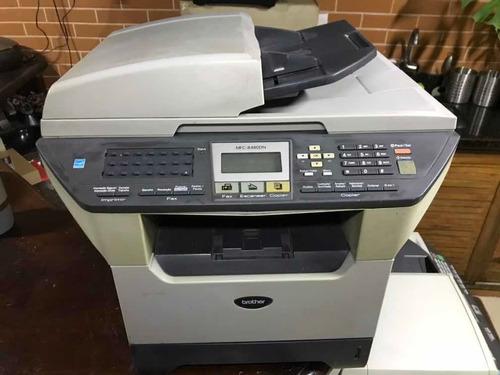 Impressora Laser Brother Mfc-8480dn Não Liga (vendo Peças)