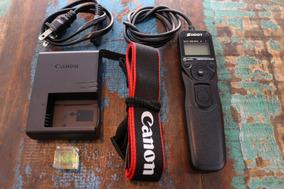 Conjunto De Assessórios Para Canon T6 - T6i