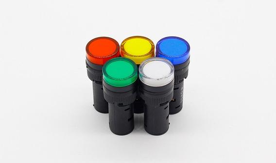 Lampada Led Piloto 110/220v 22mm