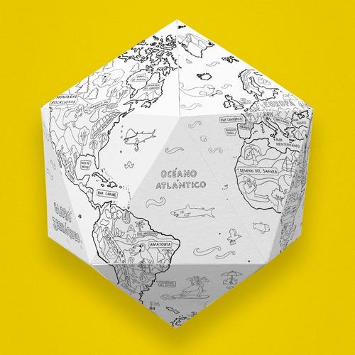 Atlantis Mapas - Proyecto Globo Terráqueo - Sitio Original