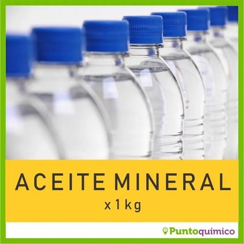 Aceite Mineral Usp 100% Puro, Para Todo Tipo De Masajes