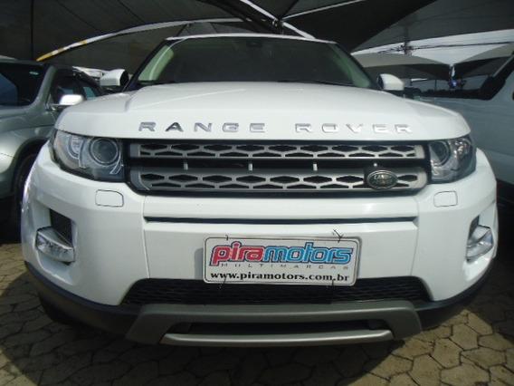 Range Rover Evoque 2.0 16v 4p 4wd Pure Automático