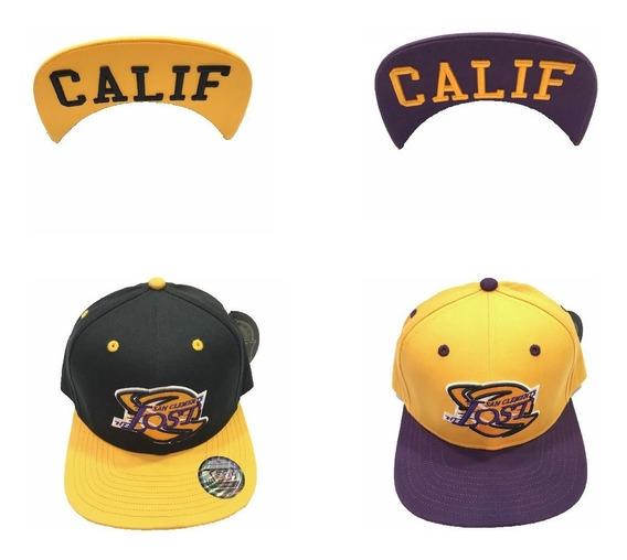 Boné Snapback Calif Lakers 6514 Unidade
