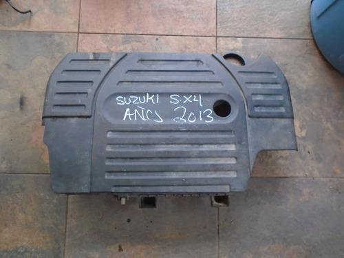 Vendo Cubierta De Motor De Suzuki Sx4, Año 2013, # 54l-a01
