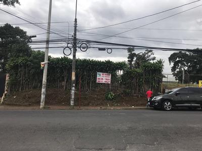 Se Vende Excelente Lote Comercial En Alajuela Centro