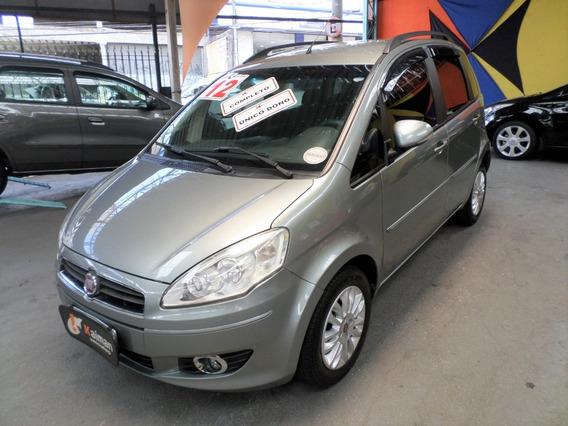 Fiat Idea Attractiv 1.4.. Único Dono... Bx Km... Pneus Novos