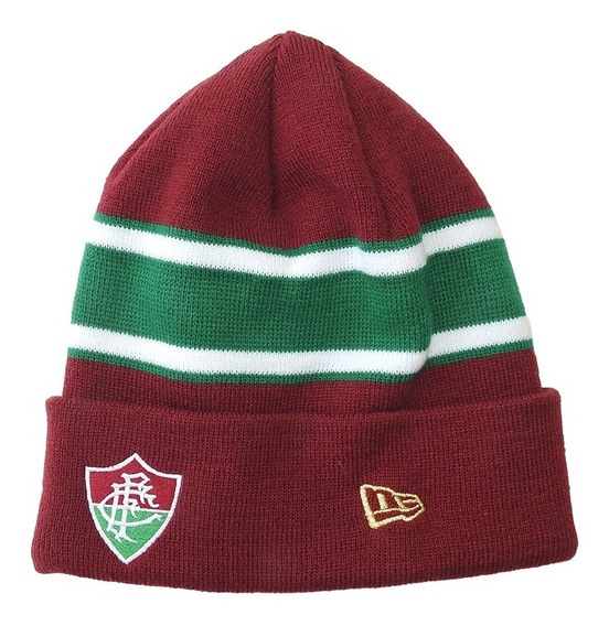 Novo Gorro Do Fluminense Tricolor New Era Touca Oficial