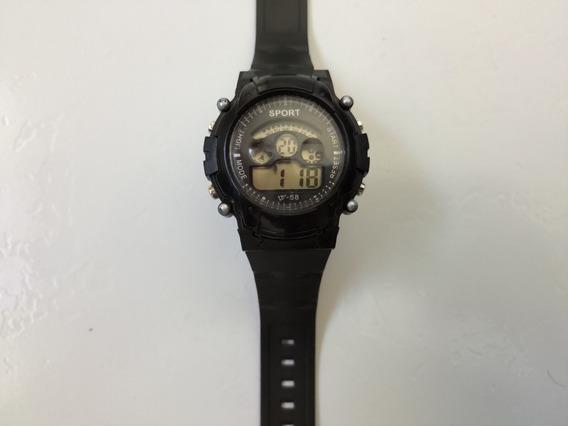 Relógio Sport W-58