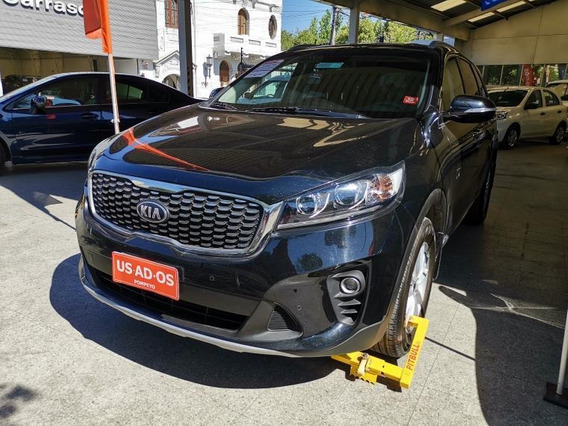 Kia Sorento Ex 2.4 Gls 6at Awd 2019