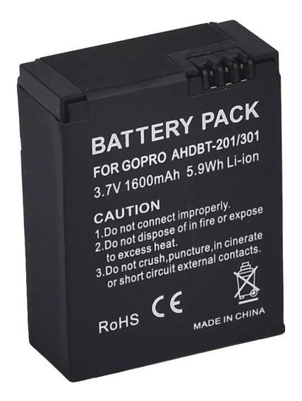 Bateria Gopro Hero 3 E Hero 3+ 1600 Mah
