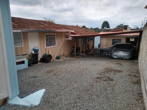 Terreno À Venda Com 200m² Por R$ 350.000,00 No Bairro Santa Felicidade - Curitiba / Pr - 252