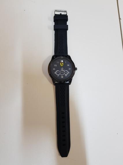 Relógio Ferrari De Ponteiro
