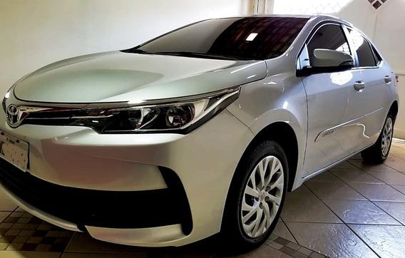Corolla 1.8 Gli 16v Flex 4p Automático - Não Aceito Troca