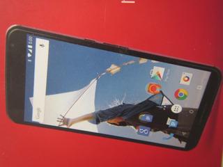 Raridade Telefone Celular Google Nexus 6 32gb Branco Lacrado