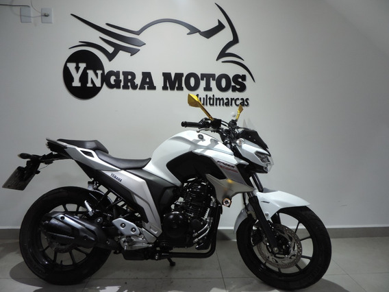 Yamaha Fz25 Fazer 250 2018 C/ Abs