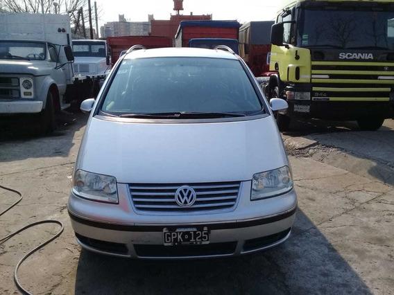 Volkswagen Sharan 1.8 T Trendline Tiptronic 2007
