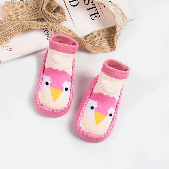 Zapato/calcetín Bebe Unisex Suela Antiderrapante Únicos