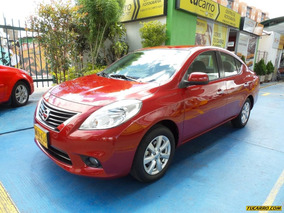 Nissan Versa Advance At 1.6 Cc 2ab Abs