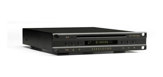 Parasound Zcd Cd Player + Mp3 Novo