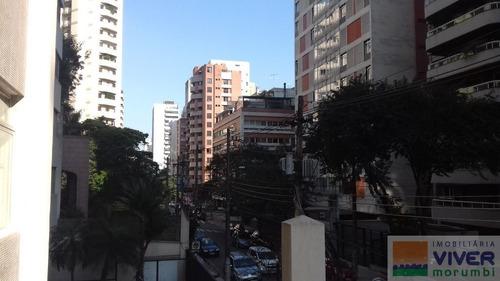 Imagem 1 de 15 de Apartamento Para Venda No Bairro Jardim Paulista Em São Paulo Â¿ Cod: Nm3893 - Nm3893