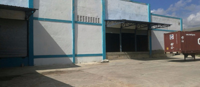 Industrial Warehouse For Lease In Santo Domingo.