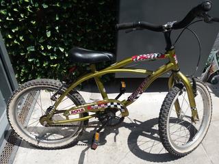 Bicicleta Kelinbike Rodado 16 Varon-niño