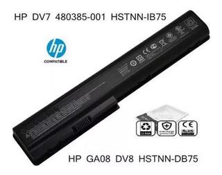 Bateria Hp Pavilion Dv7 Hdx 480385-001 Hstnn-ib75 Hstnn-db75