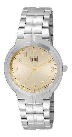 Relógio Dumont Feminino Du2035lun/3d
