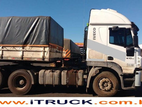 Iveco Stralis 410 6x2 Ano 2010/11 Todo Original = Mb, 420.