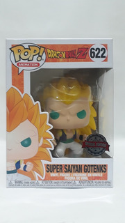 Funko Pop Dragon Ball Z Super Saiyan Gotenks 622