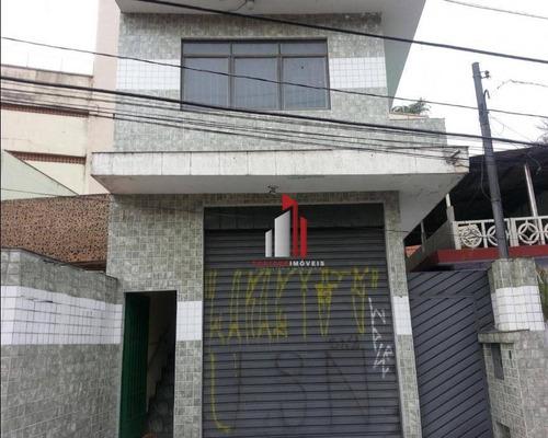 Imagem 1 de 9 de Salão À Venda, 240 M² Por R$ 750.000,60 - Freguesia Do Ó - São Paulo/sp - Sl0002
