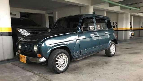 Renault R4 1987 1.0 Gtl Master