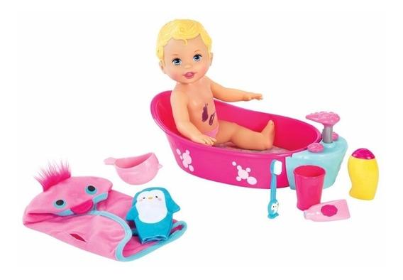Little Mommy Brincadeira Na Banheira - Mattel