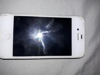 Iphone4 A1332 Branco No Estado Não Liga Sem Fonte