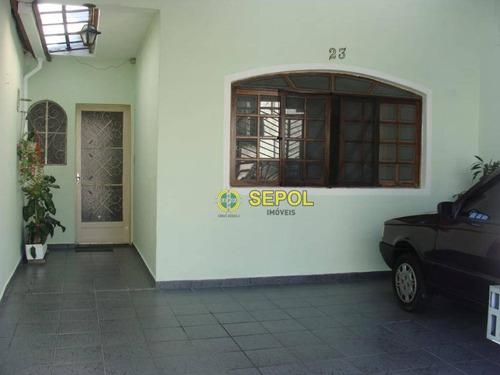 Imagem 1 de 19 de Sobrado Com 4 Dormitórios À Venda, 180 M² Por R$ 477.000,00 - Jardim São Cristóvão - São Paulo/sp - So0381
