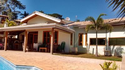 Casa Em Condomínio Em Itatiba - Ca1520