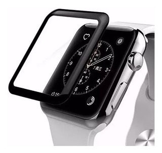 Protetor Tela Apple Watch Serie 4 De 40 44mm Bordas Curvas