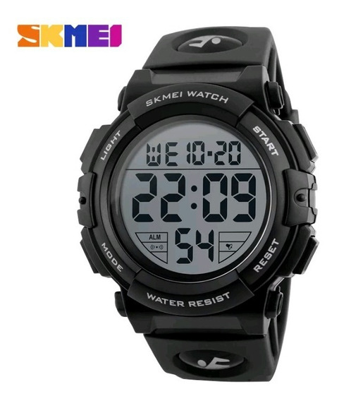 Relógio Masculino Digital Led Skmei Fashion Sports + Brinde