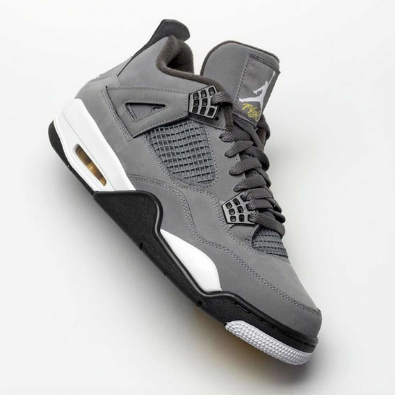Zapatillas Nike Jordan Retro 4 Cool Grey