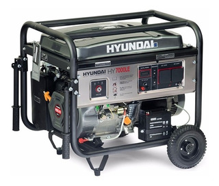 Grupo Electrogeno Hyundai Hy7000le-3 Pot. 13hp Trifasico