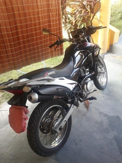 Honda Broz150 Preta