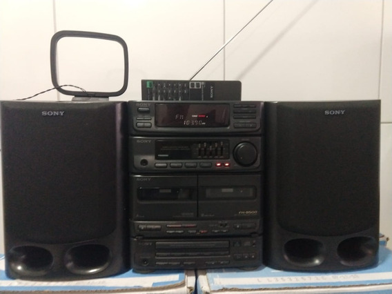 Micro System Sony Fh B-500