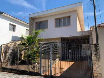 Sobrado Com 3 Dormitórios À Venda, 196 M²- Rudge Ramos - São Bernardo Do Campo/sp - So19533