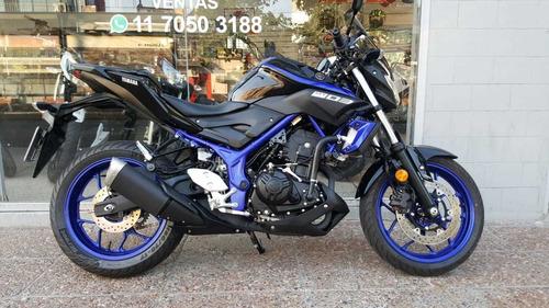 Yamaha Mt 03 2020 870 Kms