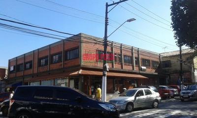 Salão Comercial Rua Aristodemo Gazzotti - Sa6288
