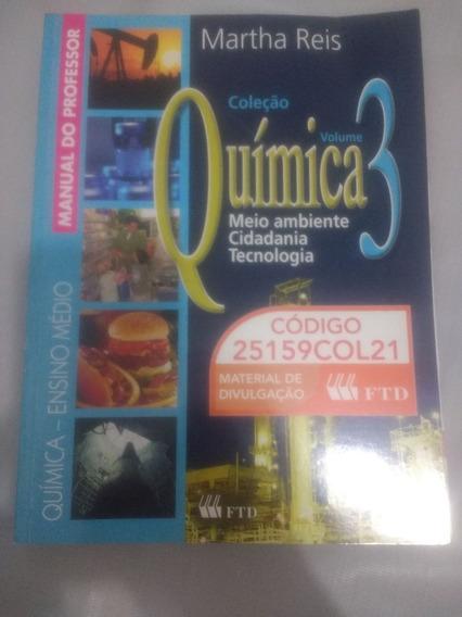 Quimica Vol.3 Martha Reis
